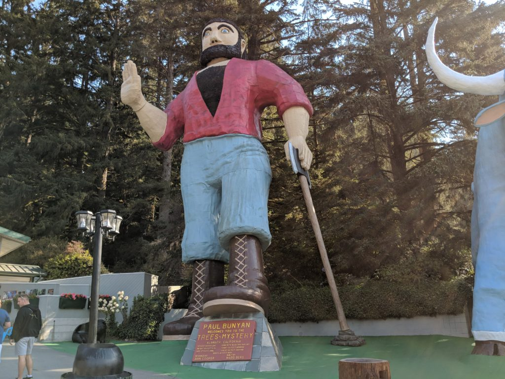 big paul bunyan