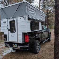 All Terrain Camper electrical install