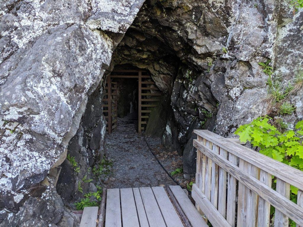 Upper peninsula attraction